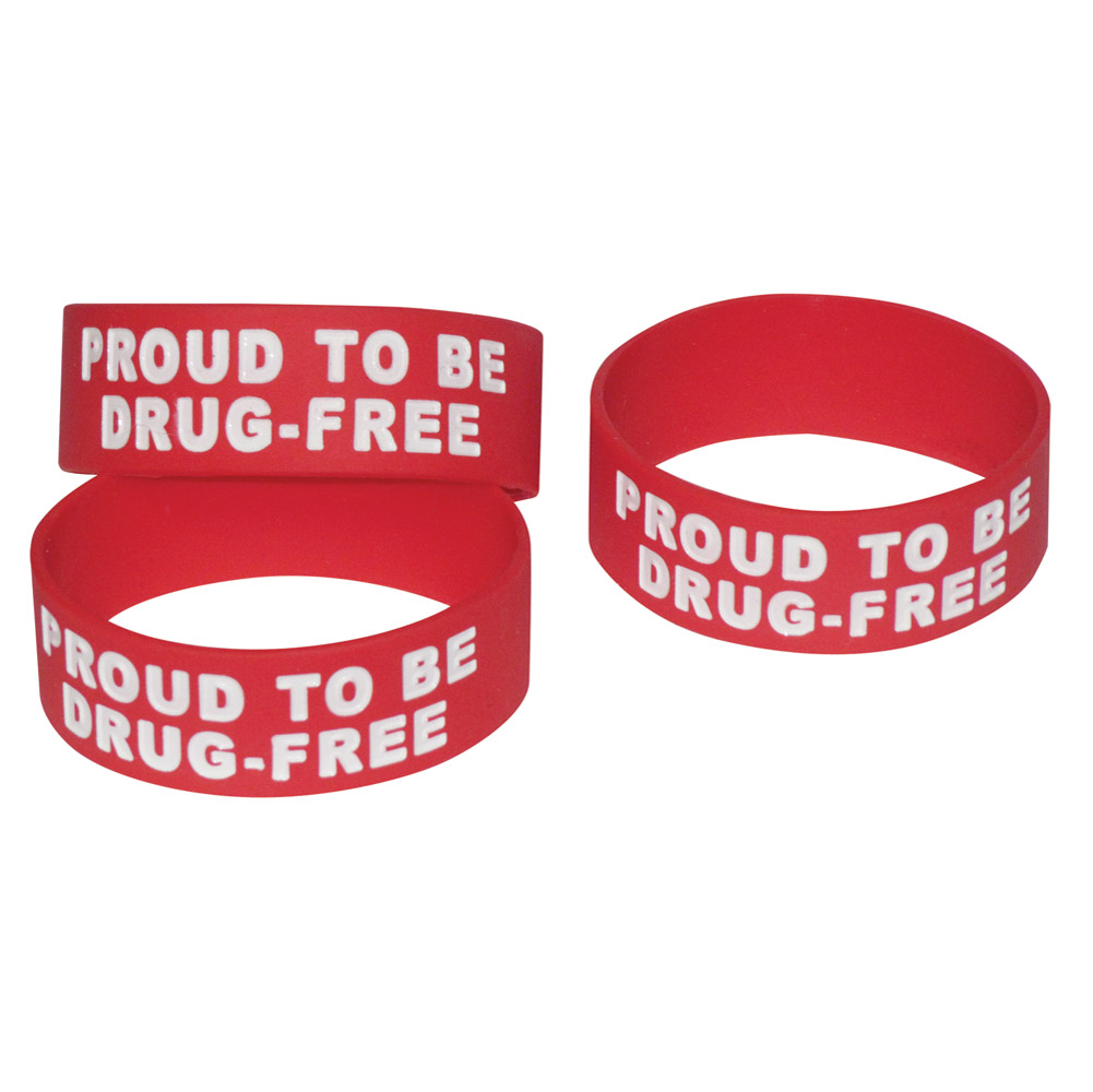 red photos image media ribbon week may id megancopeelementarypta contain cope pta megan bracelet a facebook text