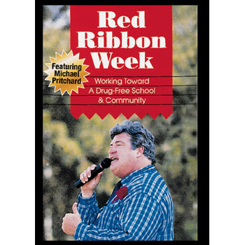 Red Ribbon Week DVD with Host Michael Pritchard